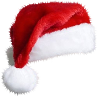 Touca papai noel clipart clip Touca e/ou Gorro de Papai Noel na foto *:* TonyGifsJavas.com ... clip