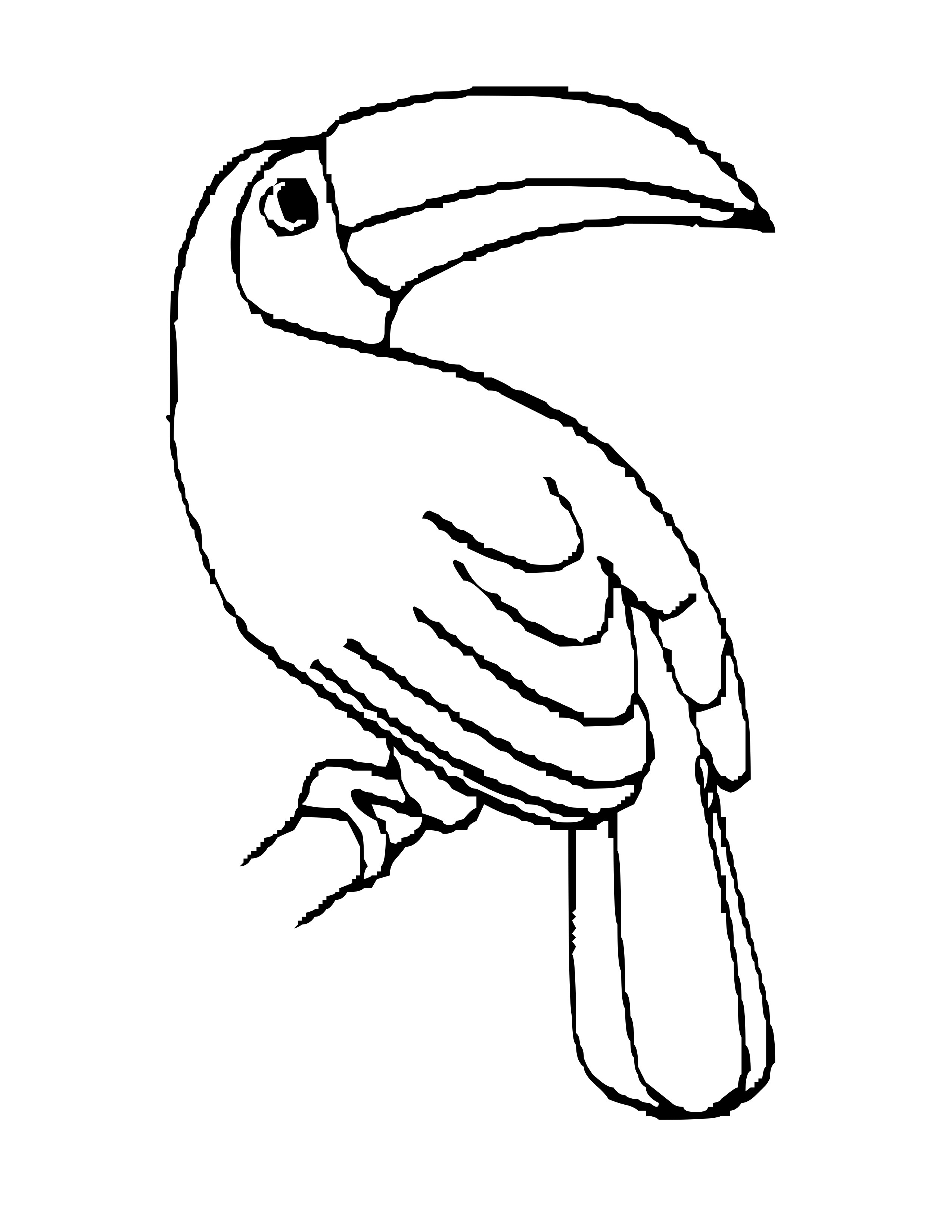 Toucan clipart black and white free Toucan Clipart Black And White | Free download best Toucan ... free