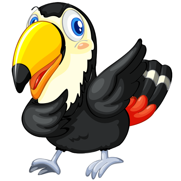Toucan clipart thanksgiving png free stock Toucan Cartoon Clipart Images Are Free To Copy For Your Own Personal ... png free stock