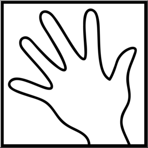 Touch clipart black and white clipart free stock Sense of touch clipart black and white » Clipart Portal clipart free stock