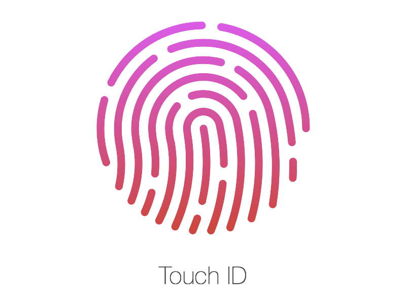 Touch id clipart royalty free download Touch ID Sketch freebie - Download free resource for Sketch ... royalty free download