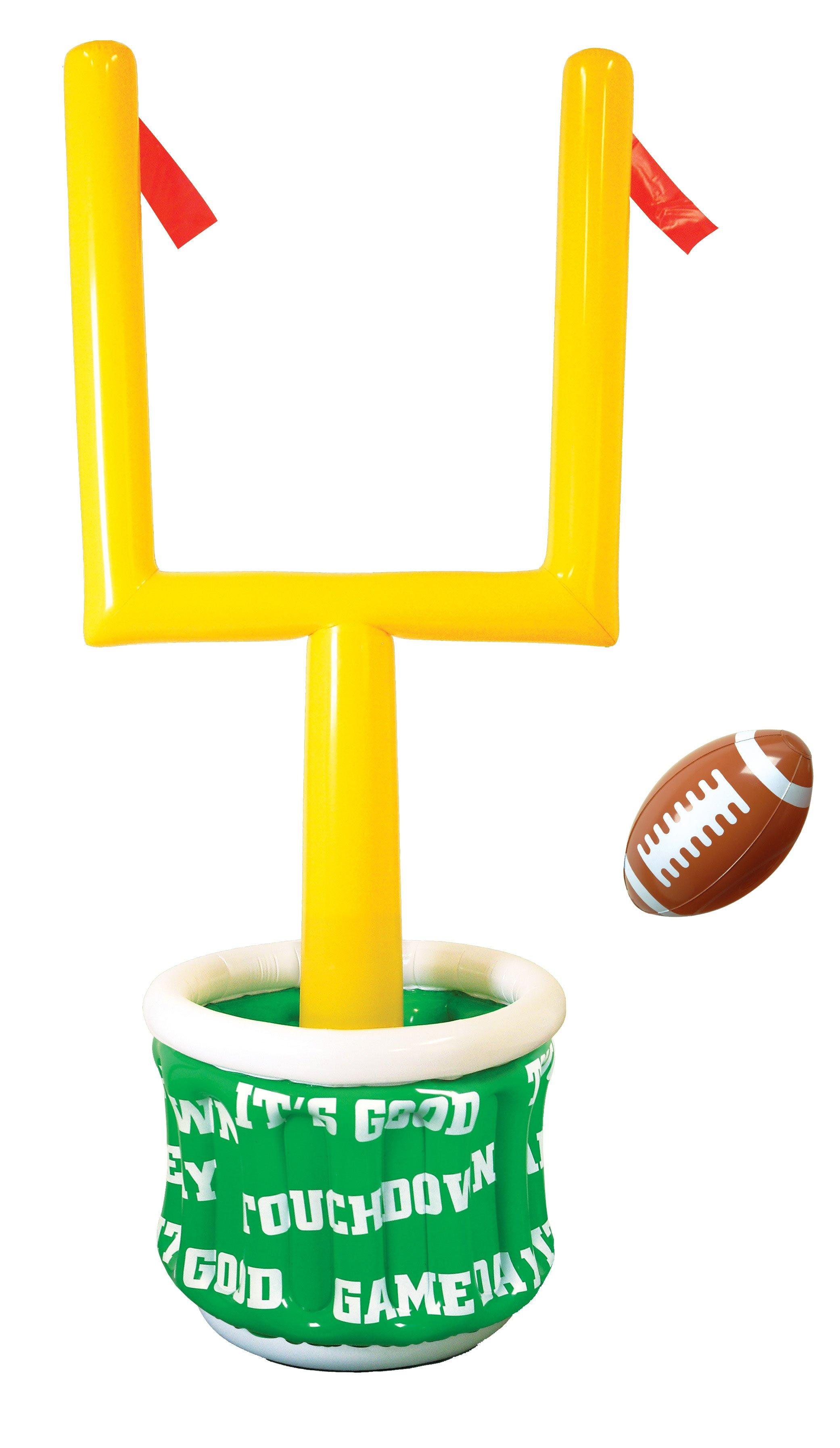 Touchdown field goal clipart picture royalty free download Inflatable Goal Post Cooler With Football clipart free image picture royalty free download
