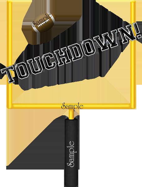 Touchdown field goal clipart svg library library Free Touchdown Cliparts, Download Free Clip Art, Free Clip ... svg library library