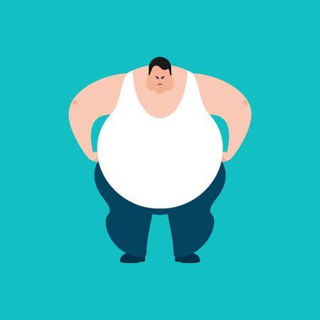 Tough guy rat clipart image free stock Tough-Guy Cliparts Fat - Making-The-Web.com image free stock