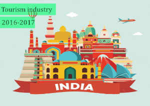 Tourism in india clipart picture free library Indian Tourism at A Glance in 2016-2017. picture free library