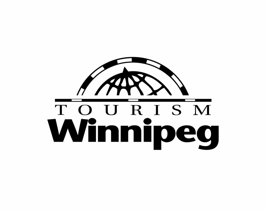 Tourism logo clipart vector transparent Winnipeg Tourism Logo - Arch Free PNG Images & Clipart ... vector transparent