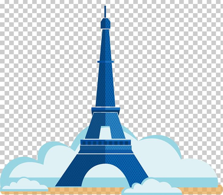 Tourist attraction clipart svg library stock Eiffel Tower Silhouette Tourist Attraction PNG, Clipart ... svg library stock
