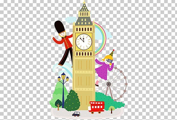 Tourist attraction clipart svg freeuse download Tour De LHorloge London Eye Big Ben Tourist Attraction ... svg freeuse download