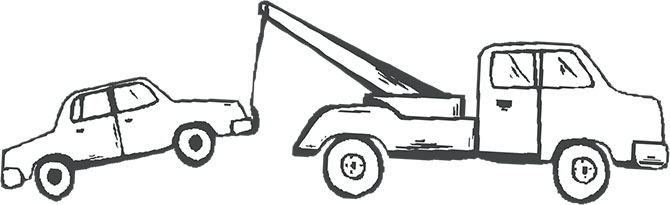 Tow truck clipart black and white clip art stock Tow truck clipart black and white 7 » Clipart Station clip art stock