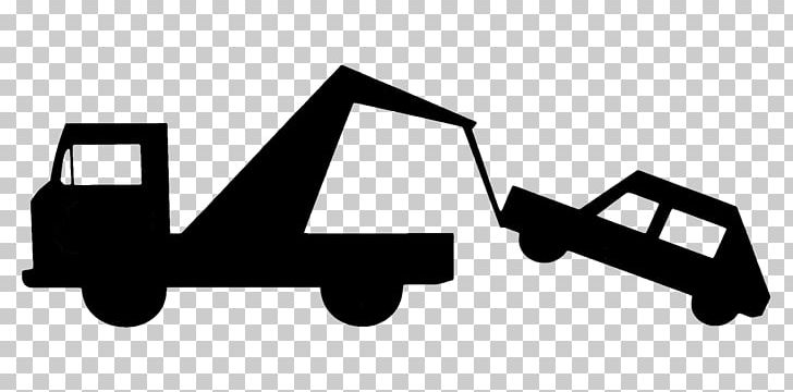 Tow truck towing car clipart black and white svg black and white stock Car Towing Tow Truck Vehicle PNG, Clipart, Angle, Black And ... svg black and white stock