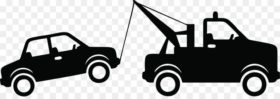 Tow truck with heart clipart png download Car Cartoon png download - 1800*624 - Free Transparent Car ... png download