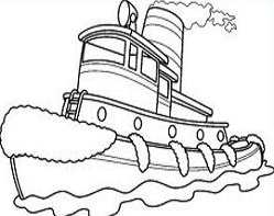 Towboat cook clipart png free library Free Tugboat Cliparts, Download Free Clip Art, Free Clip Art ... png free library