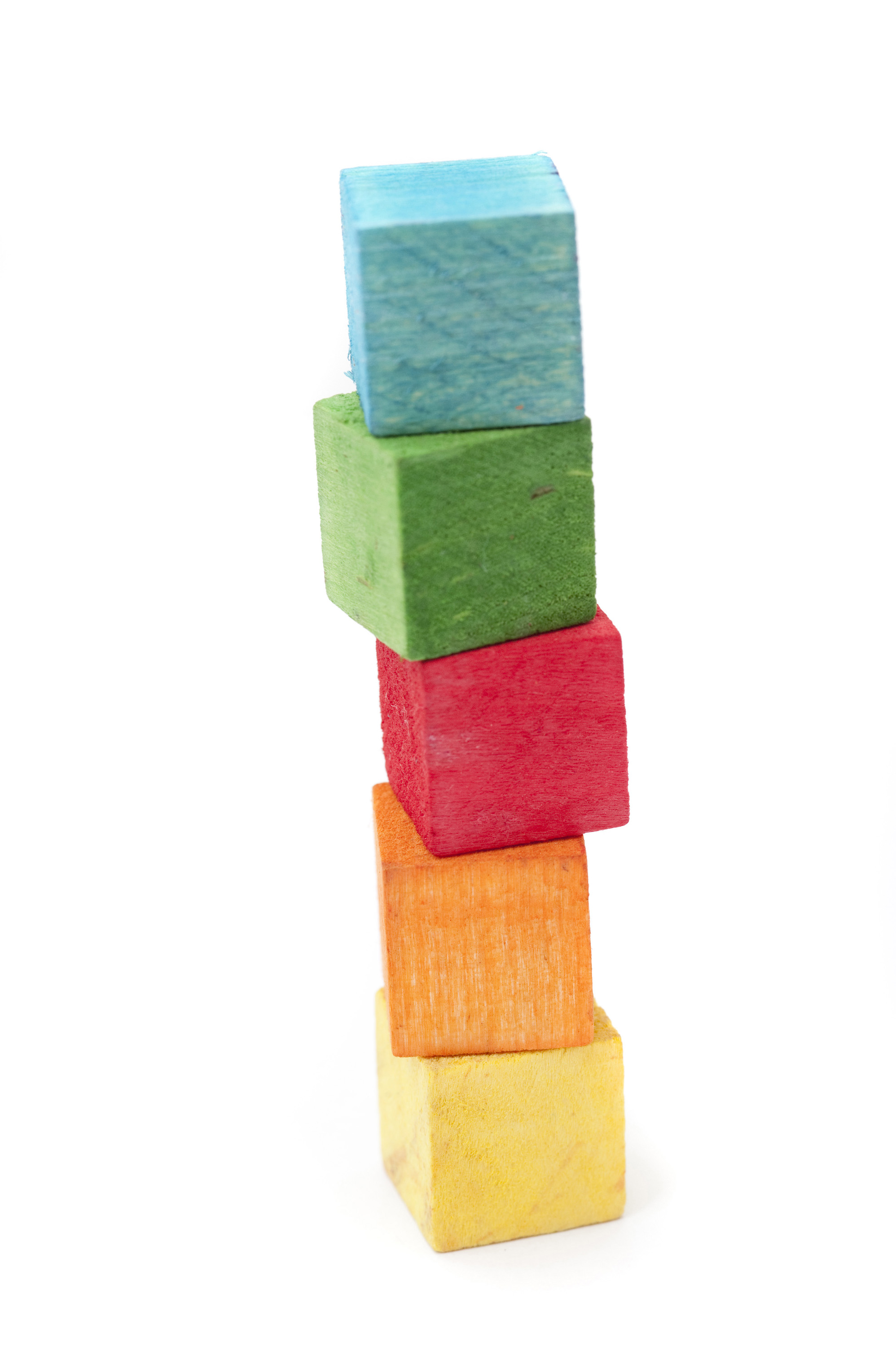 Tower of blocks clipart vector freeuse stock Free image of A tower of wooden building blocks vector freeuse stock