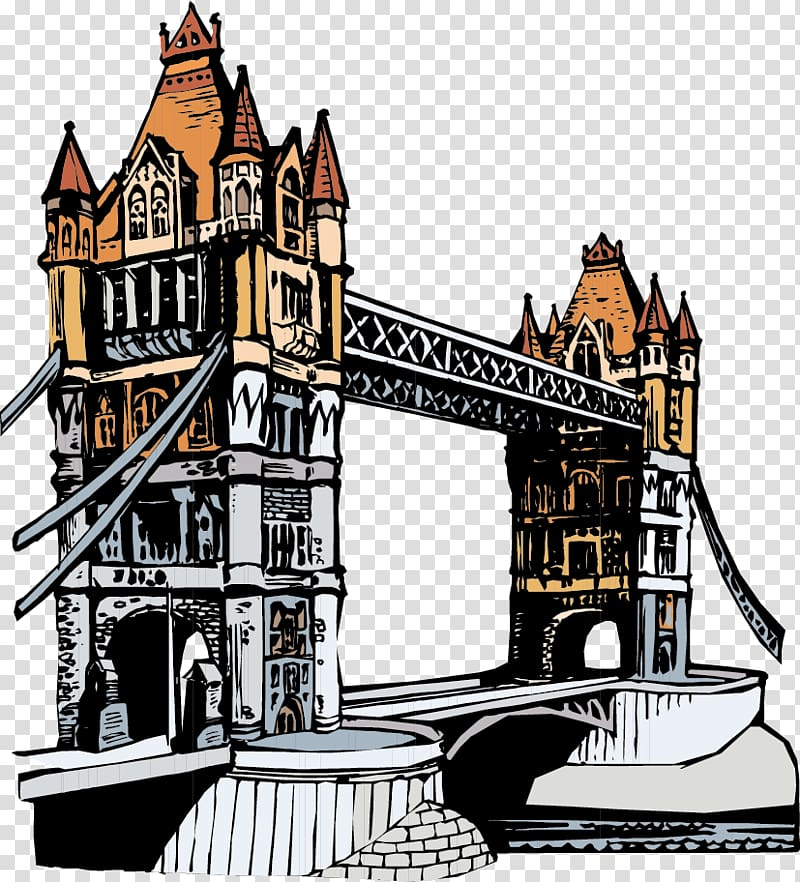 Tower of london clipart with translucent background royalty free library London Bridge LONDON TOWER BRIDGE, London Bridge transparent ... royalty free library