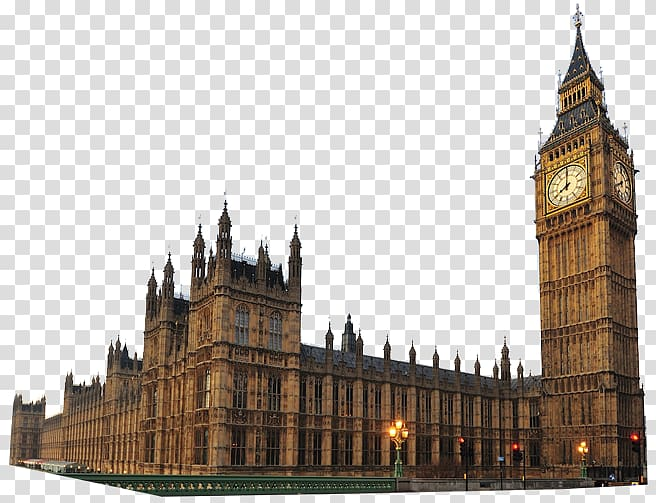 Tower of london clipart with translucent background png freeuse library Big Ben Palace of Westminster Buckingham Palace London Eye ... png freeuse library