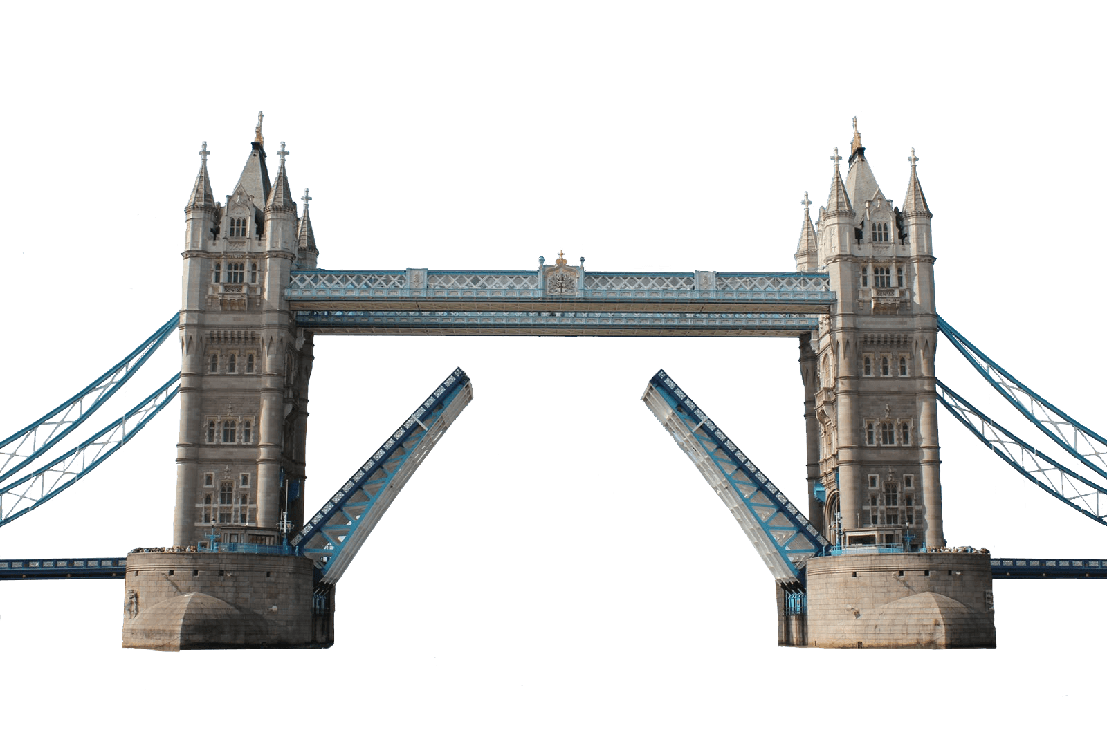 Tower of london clipart with translucent background clip art freeuse download Tower Bridge London transparent PNG - StickPNG clip art freeuse download