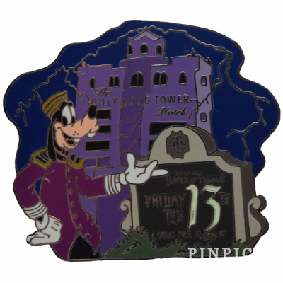 Tower of terror clipart clip freeuse Walt Disney Pins, Trading Disney Pins, Value Of Disney Pins ... clip freeuse