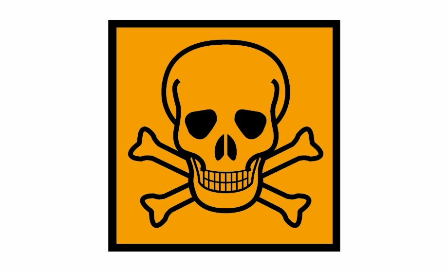 Toxic fumes images clipart graphic free library Toxic Sign - Skull And Crossbones Free PNG Images & Clipart ... graphic free library