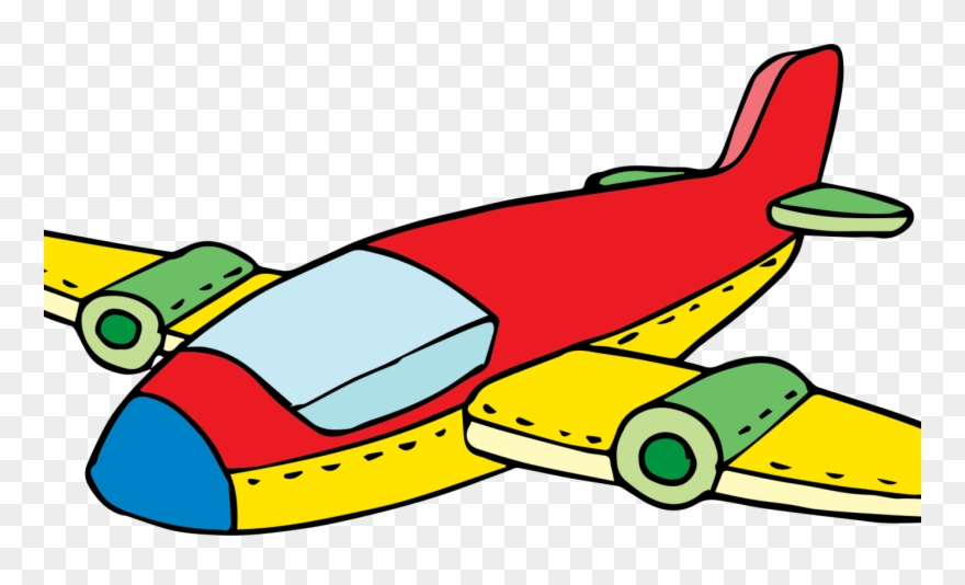 Toy airplane clipart svg library download Airplane Clipart Colorful - Toy Plane Clip Art - Png ... svg library download