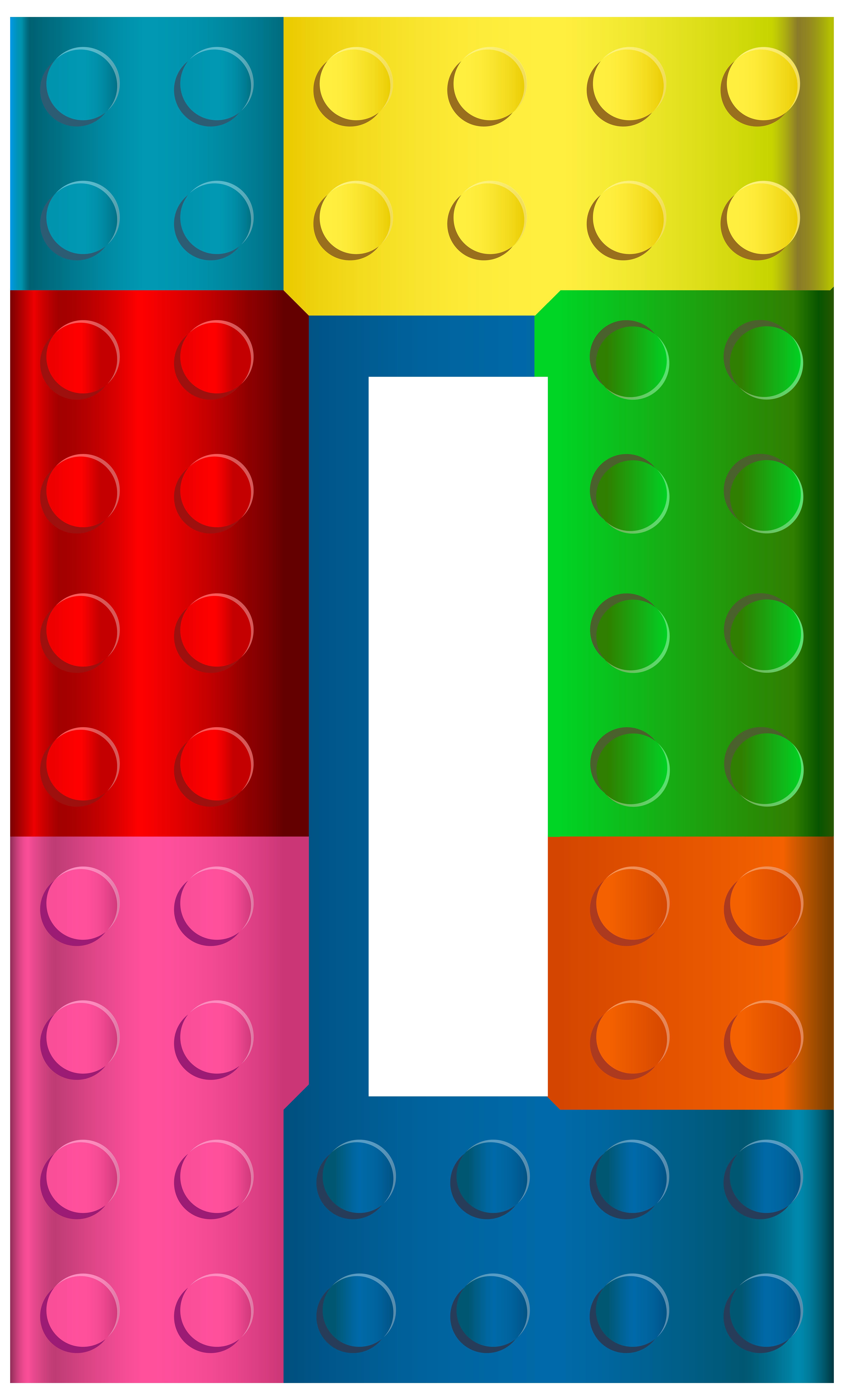 Tumbling turkey clipart vector transparent Lego Number Zero PNG Transparent Clip Art Image | Silhouette ... vector transparent