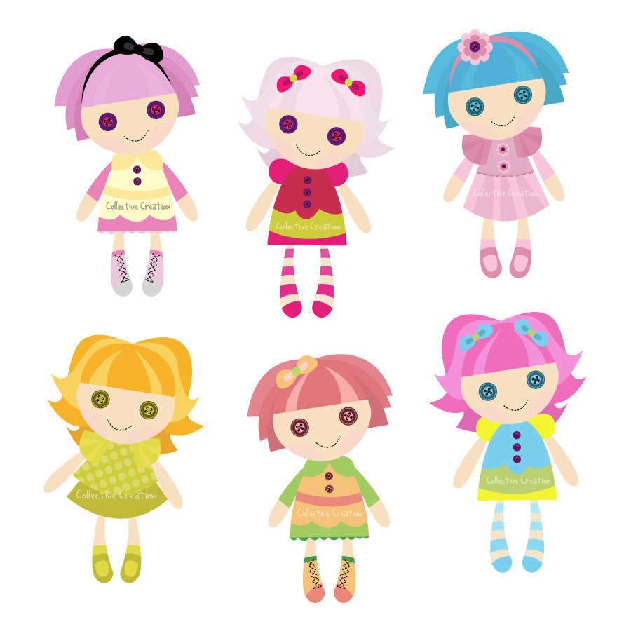 Toy dolls clipart clip art library Toy Doll Cliparts - Cliparts Zone clip art library