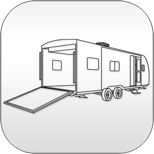 Toy hauler clipart clip Toy Hauler Trailers For Sale on Trailers.com clip