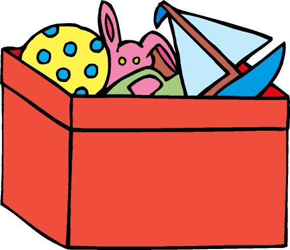 Toy in a box clipart clip royalty free library Toy Box Clipart | Free download best Toy Box Clipart on ... clip royalty free library