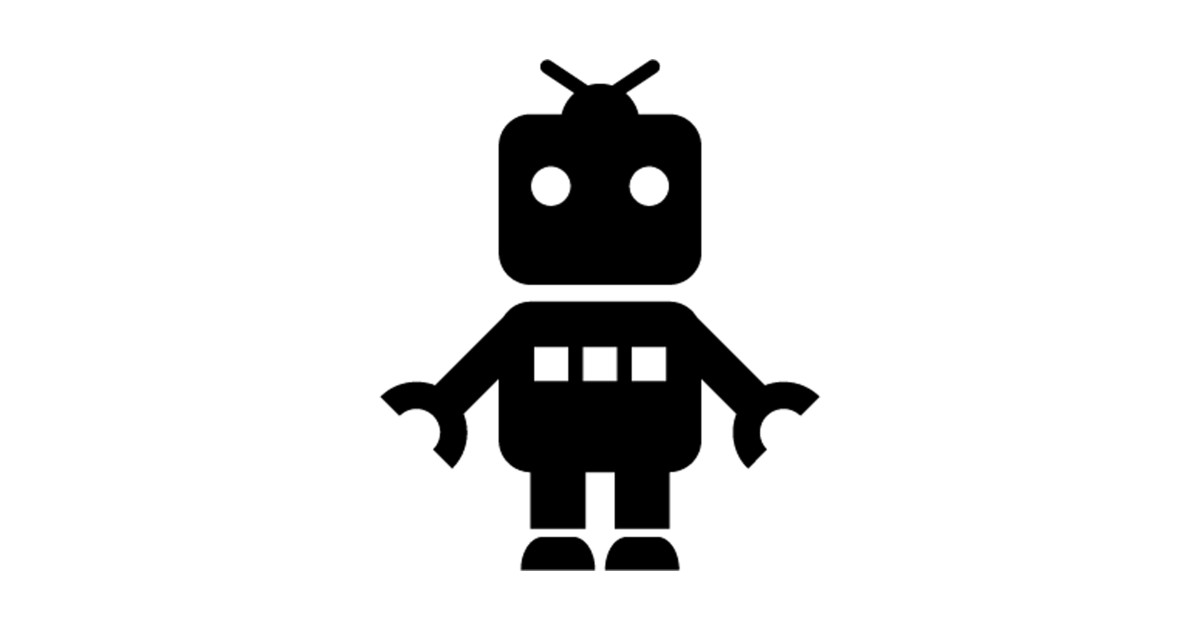 Toy silhouette clipart graphic freeuse Baby Robot Toy Silhouette by australianmate graphic freeuse