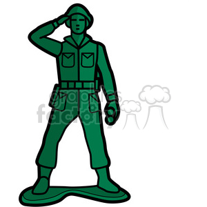Toy soldier clipart free graphic toy soldier illustration graphic clipart. Royalty-free clipart # 398056 graphic