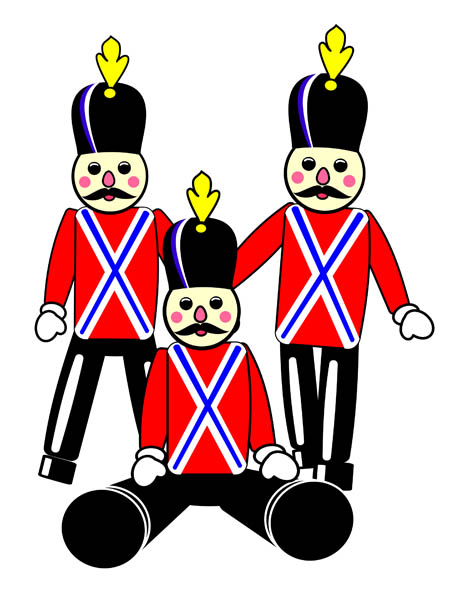 Toy soldier clipart free picture royalty free Toy Soldiers - Free Clip Art | Clipart Panda - Free Clipart ... picture royalty free