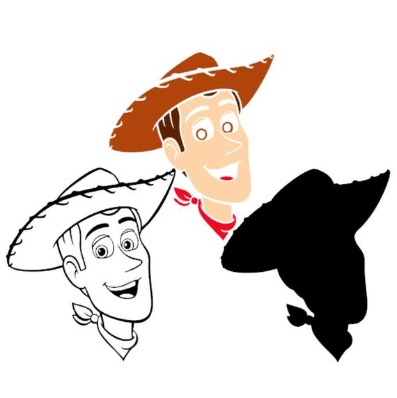 Toy story jesse faces clipart clip royalty free download Sheriff Woody Face SVG The Toy Story Disney Cut file Cricut ... clip royalty free download