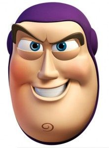 Toy story jesse faces clipart clip Buzz Lightyear Face Mask (Toy Story) | loved it in 2019 ... clip