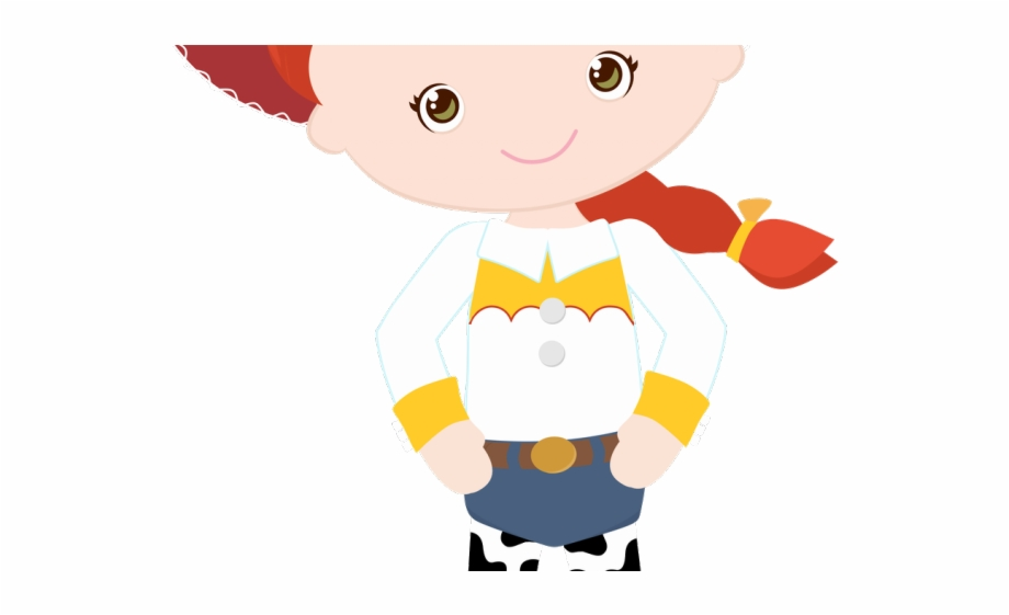 Toy story jessie clipart picture library library Toy Story Clipart Google - Jessie Toy Story Baby Free PNG ... picture library library