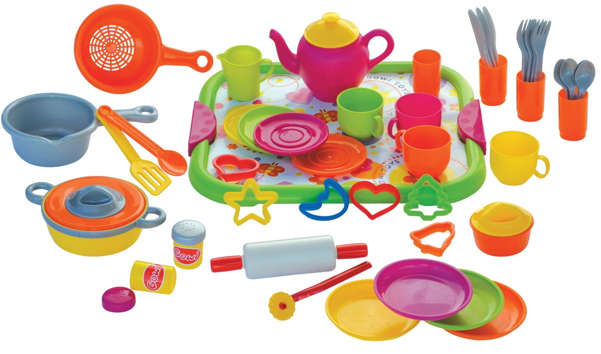 Toy stove clipart picture freeuse download Gowi Toys 52 pc.Kitchen Playset picture freeuse download