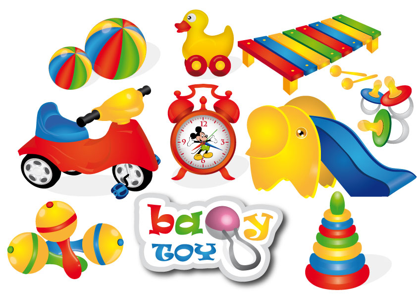 Toy vector clipart transparent Free Images Of Toys, Download Free Clip Art, Free Clip Art ... transparent