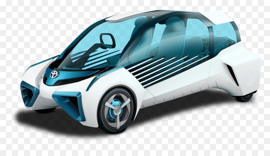 Toyota mirai clipart clip royalty free library City Car clipart - Car, Product, Technology, transparent ... clip royalty free library