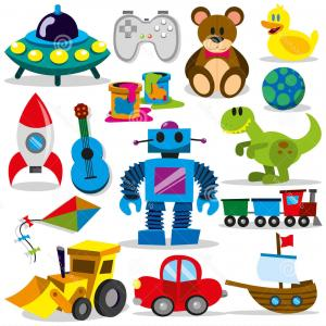 Toys beginning with a clipart clip art free download Wooden Box Full Of Kids Toys Vector | CQRecords clip art free download