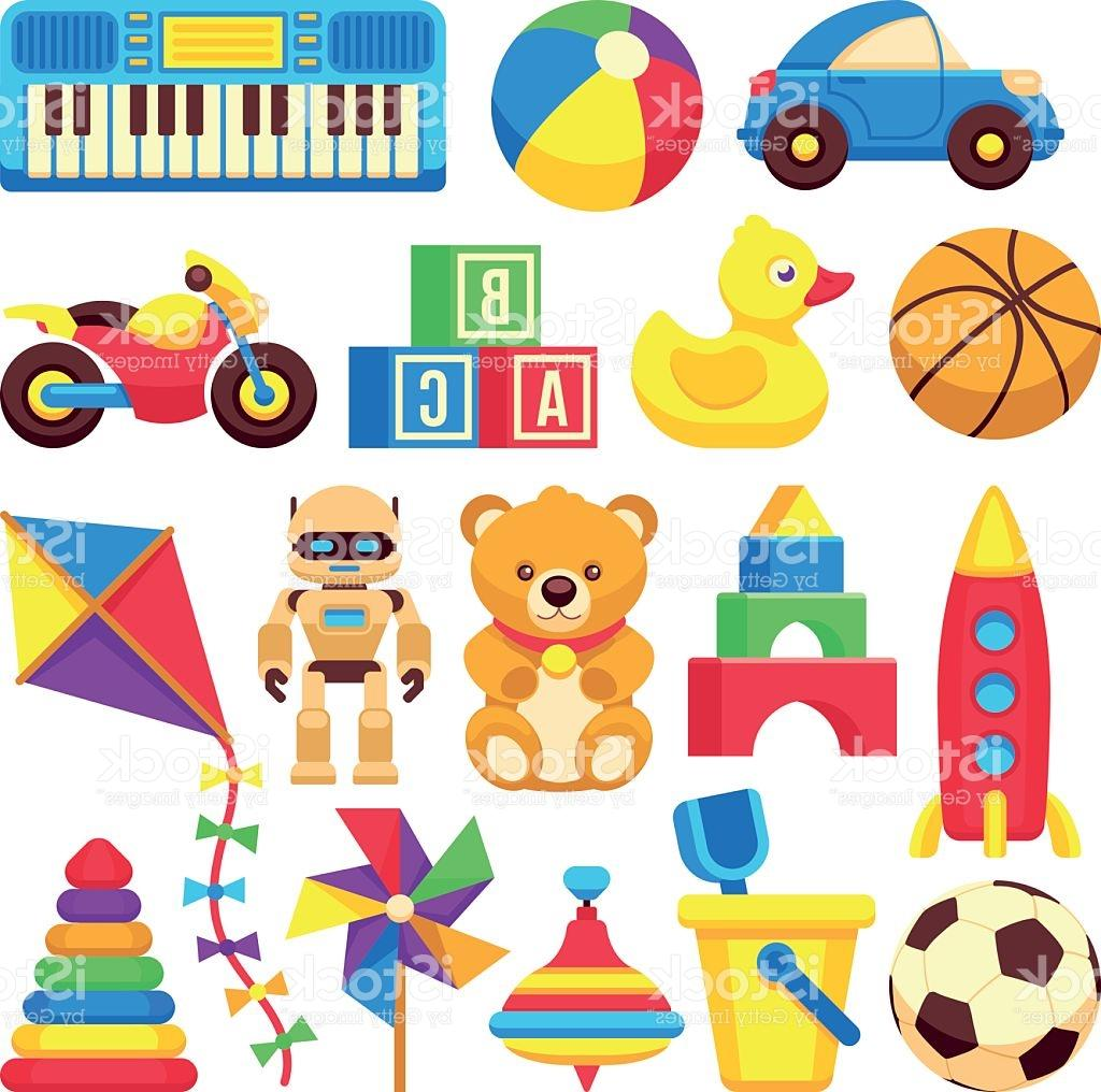 Toy clipart vector black and white stock Unique Toys Clip Art Vector Drawing » Free Vector Art ... black and white stock