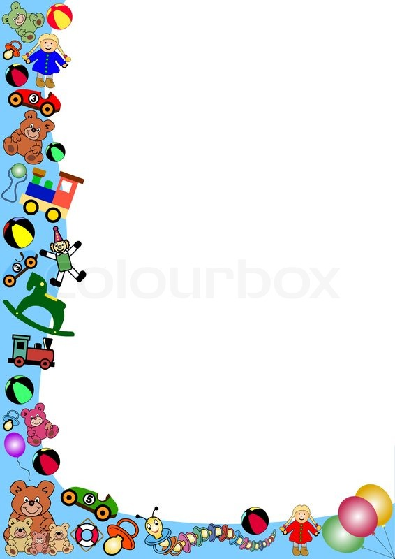 Toys border clipart transparent Frame clipart toy - 39 transparent clip arts, images and ... transparent