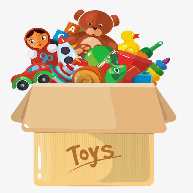 Toy in a box clipart free Lovely Toy Box, Toy Box, Plush Toy Bear, Toy PNG Transparent ... free