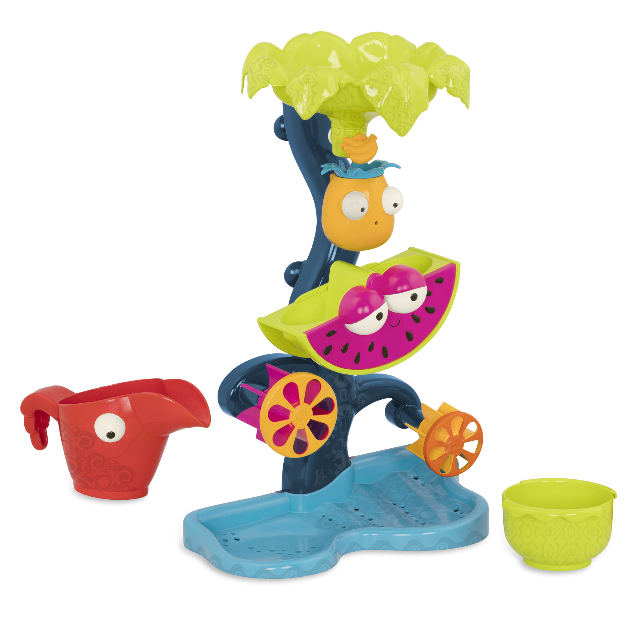 Toys starting with b clipart image library Tropical Waterfall - Water and Sand Toy - B. Summer image library