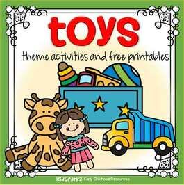 Toys starting with k clipart