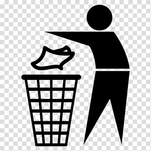 Trach can clipart image library library Waste container Can Recycling , trash can transparent ... image library library