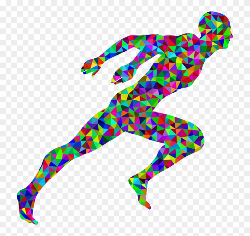 Track and field running clipart png transparent stock Sprint Running Sports Track & Field Idiom - Sports Man ... png transparent stock