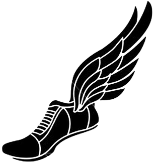 Winged track shoe clipart image free library Track Shoes Clipart | Free download best Track Shoes Clipart ... image free library