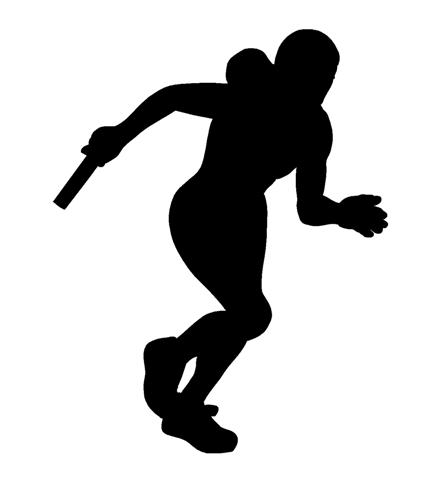 Track and field silhouette clipart graphic royalty free library Free Track Cliparts Silhouette, Download Free Clip Art, Free ... graphic royalty free library