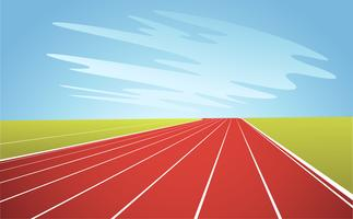 Track athlete clipart image royalty free Running Track Free Vector Art - (3,583 Free Downloads) image royalty free