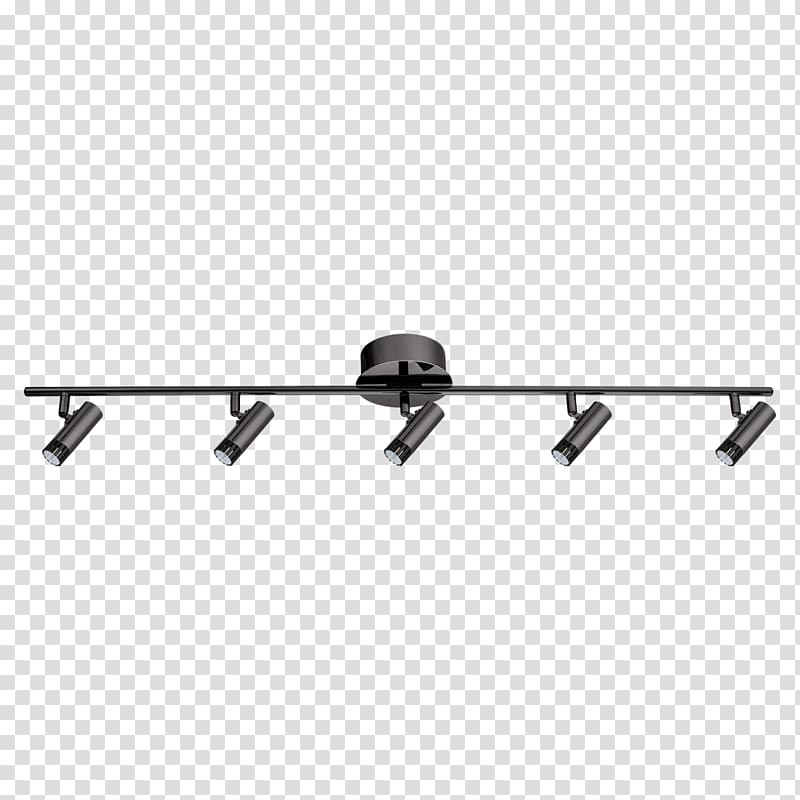 Track light clipart png black and white library Track Lighting Fixtures Light fixture EGLO, three direction ... png black and white library