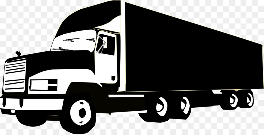 Tractor trailer flatbed clipart png freeuse download Tractor Trailer Truck Png Transparent Images 4999 PNGio ... png freeuse download
