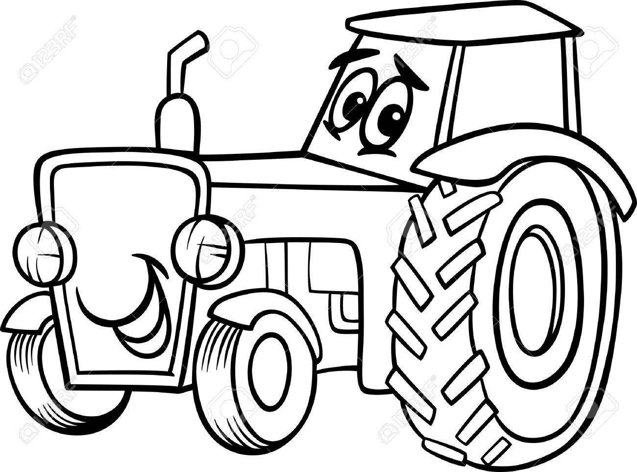 Tractor clipart black and white in field clip free Farm Clipart Black And White | Free download best Farm ... clip free